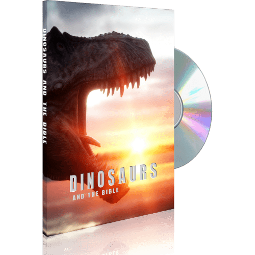 Dinosaurs and the Bible DVD
