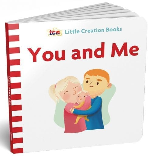 You and Me Book