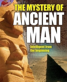 The Mystery of Ancient Man - Intelligent from the beginning Booklet