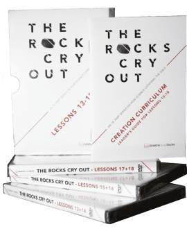 The Rocks Cry Out DVD Series Vol. III