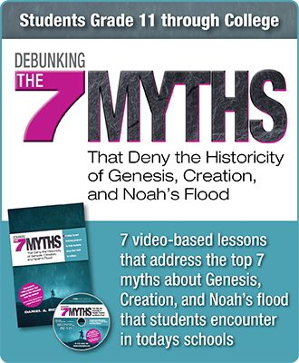 Debunking The 7 Myths That Defy the Historicity of Genesis, Creation and Noah's Flood