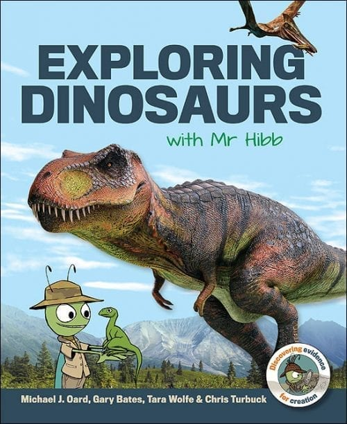 Exploring Dinosaurs Book