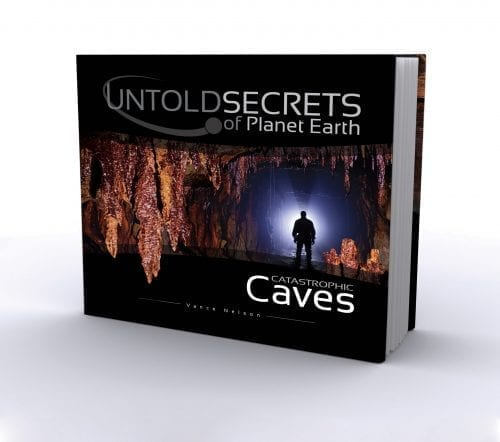 Catastrophic Caves Book