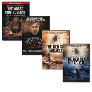 Patterns of Evidence DVD Package