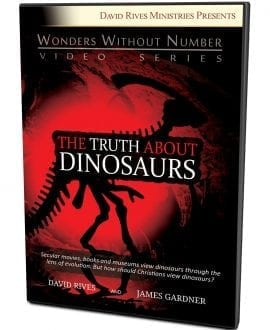 The Truth About Dinosaurs DVD