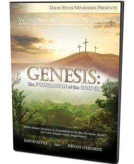 Genesis: The Foundation of the Gospel DVD