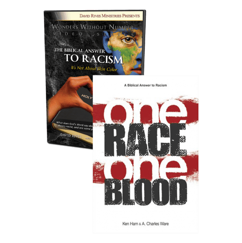 The Truth About Racism Book & DVD Pack