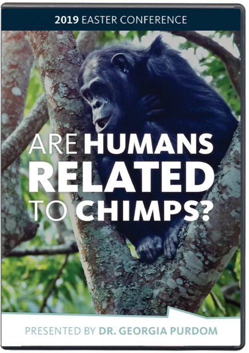 Are Humans Related to Chimps? DVD
