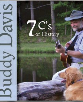 Buddy Davis: 7 C's of History Music CD