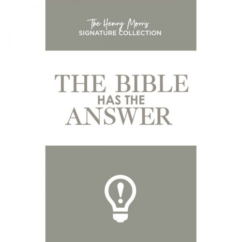 The Bible Has The Answer Book