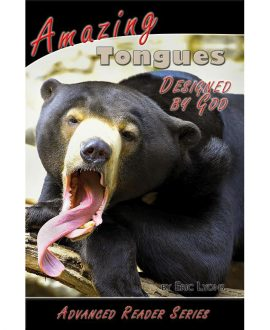 Amazing Tongues Designed by God Book
