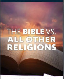 The Bible vs. All Other Religions DVD