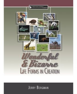 Wonderful & Bisarre Life Forms In Creation Book