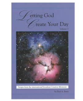 Letting God Create Your Day Vol. 2 | CM