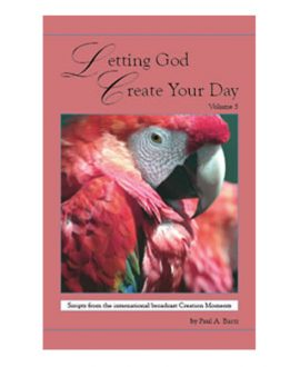Letting God Create Your Day Vol 5 | CM