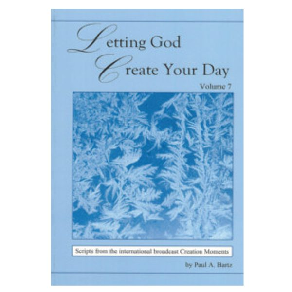 Letting God Create Your Day-Vol 7  CM