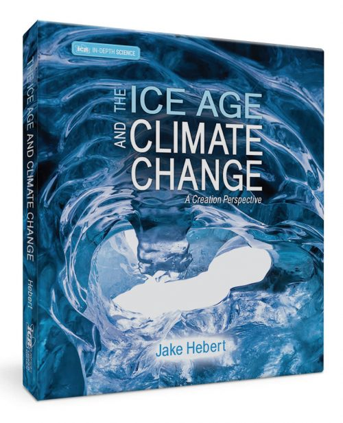 THE ICE AGE AND CLIMATE CHANGE BOOK