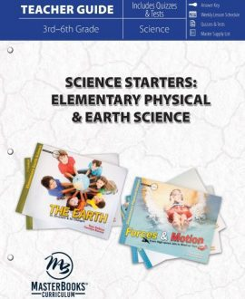 Science Starters: Elementary Physical & Earth Science - Teacher Guide