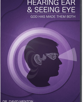 The Hearing Ear and the Seeing Eye- God Has Made Both DVD | AIG