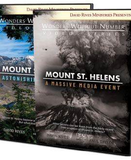 Mount St. Helens - Ruin and Regrowth 2 Video Bundle