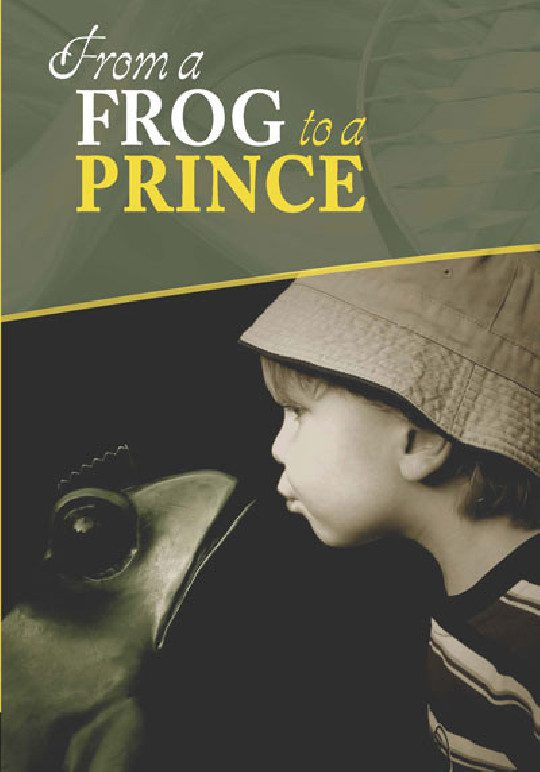 From a Frog to a Prince - DVD   CMI