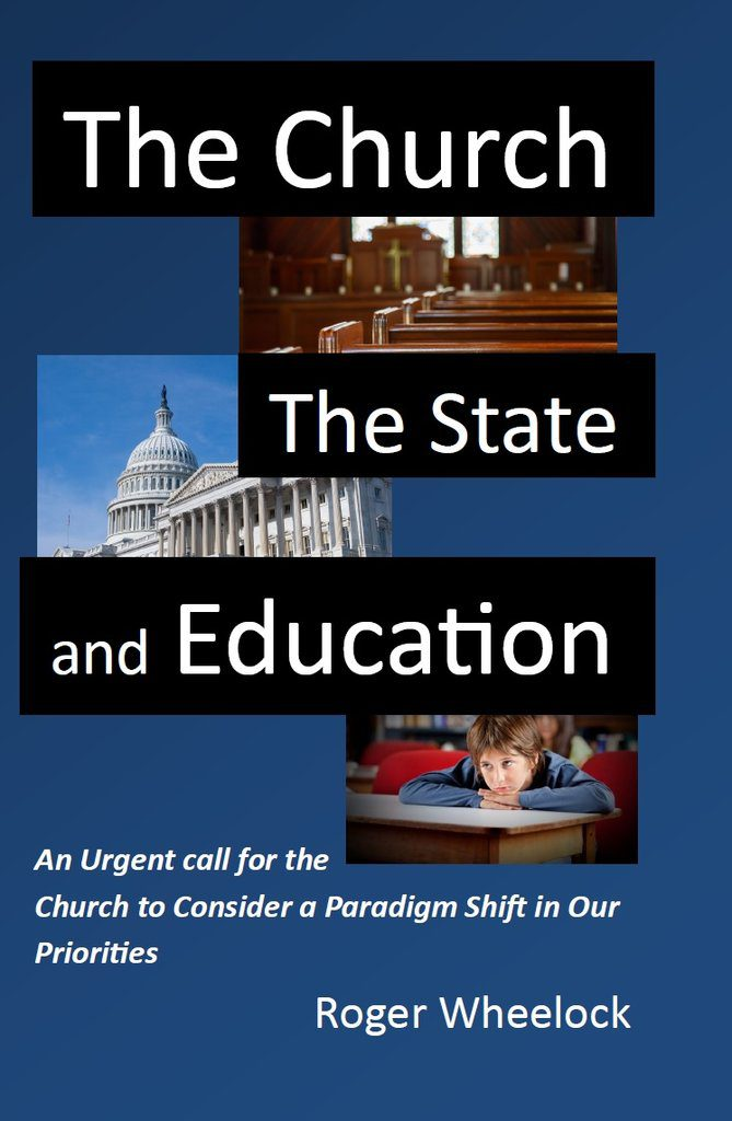 The Church, the State, and Education - Book   GTI