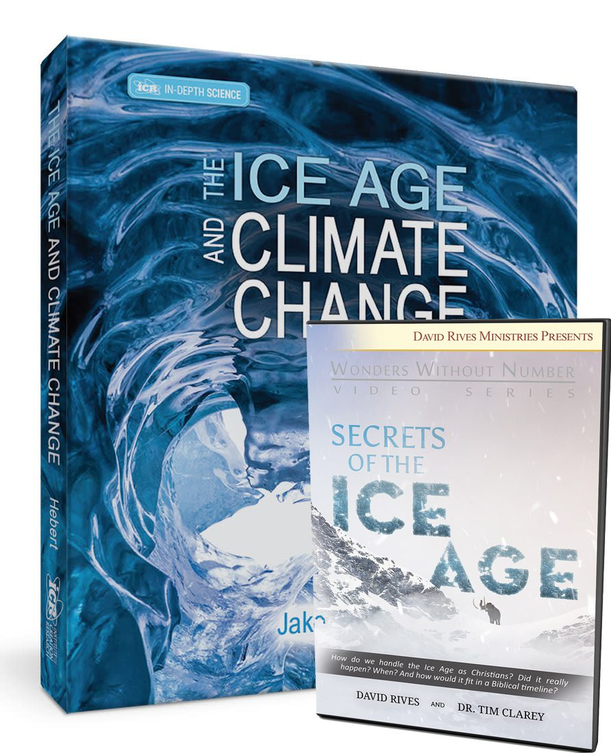 Climate Change and Ice Age Education Pack