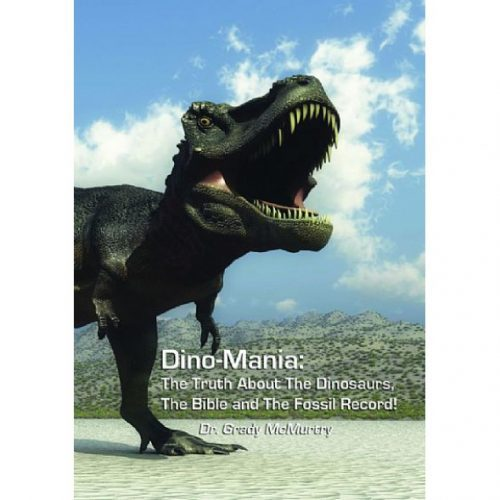 Dino-Mania: The Truth About The Dinosaurs, The Bible and The Fossil Record! - DVD   CWV