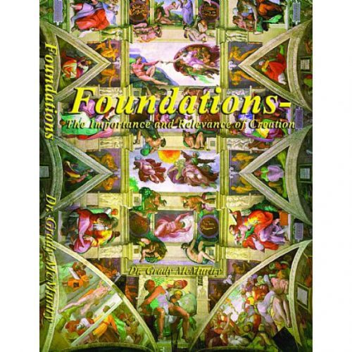 Foundations - The Importance and Relevance of Creation - DVD | CWV