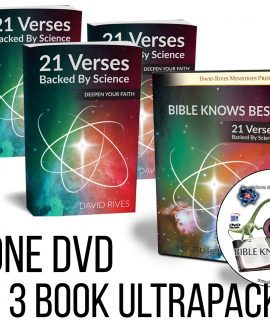 21 Verses Backed By Science ULTRA Pack