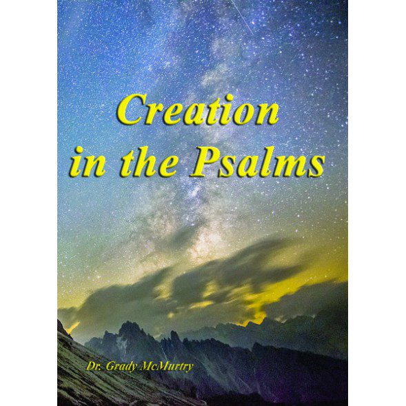 Creation in the Psalms - DVD | CWM