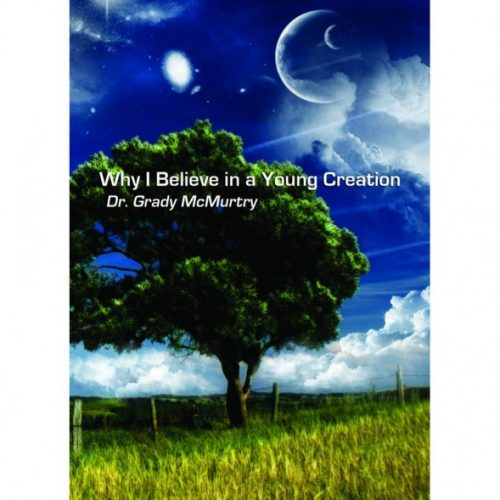Why I Believe in a Young Creation -DVD   CWV