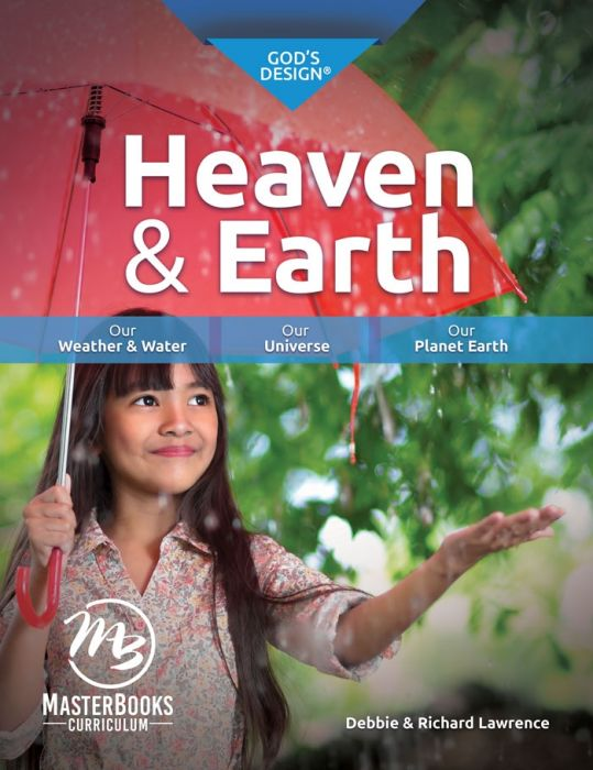 God's Design for Heaven & Earth Book by Debbie and Richard Lawrence