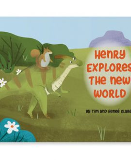 Henry Explores The New World - Book | ICR